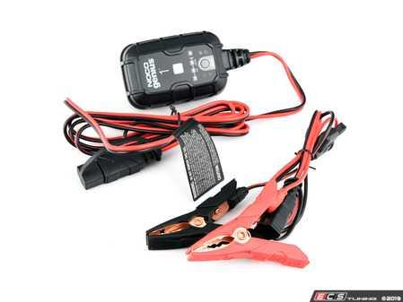 ES#4031179 - GENUS1 - NOCO Genius 6/12 Volt 1 Amp Battery Charger - Great for small batteries or long term charging - NOCO - Audi BMW Volkswagen Mercedes Benz MINI Porsche