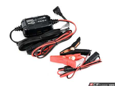 ES#4031173 - GENIUS2 - NOCO Genius 6/12 Volt 2 Amp Battery Charger - Keep your battery at its best with this battery charger. - NOCO - Audi BMW Volkswagen Mercedes Benz MINI Porsche