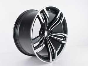 "ES#4039563 - 36112284451sda - 20"" Style 433 Double Spoke Wheel - Priced Each - *Scratch And Dent* - 20x10.5 et19 5x120 - Genuine BMW - BMW"