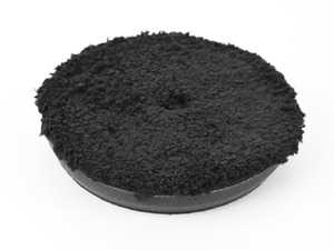 """ES#2778007 - BUFX3056 - 6.5"""" Black Optics Microfiber Black Polishing Pad - Removes swirl marks, scratches, and restores clarity and reflection to paintwork - Chemical Guys - Audi BMW Volkswagen Mercedes Benz MINI Porsche"""