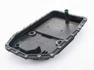 ES#3706977 - 24117571217 - Automatic Transmission Oil Pan With Transmission Filter - Includes gasket and magnet - JL Germany - BMW