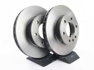 ES#3691354 - 9064210012kt7 - Sprinter 2500/3500 Front Brake Disc Set - Non-Coated Rotors - Brembo is a industry leader in braking manufacturing - Brembo - Mercedes Benz