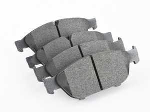 ES#3982459 - 4G0698151B - Front Brake Pad Set  - Restore the stopping power in your vehicle - Pagid - Audi