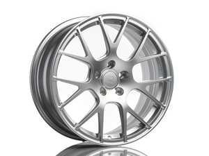"ES#4040346 - ts71895105stisKT - Titan 7 T-S7 18"" Iridium Silver Staggered Set Of Four - 18x9.5 ET22 72.5CB Front, 18x10.5 ET25 72.5CB Rear - Titan 7 - BMW"