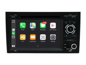 "ES#4031304 - 022619BRP05 - 7"" Android DVD Multimedia System - With CarPlay & Android Auto - Features an 8-core processor running Android 9.0 making it one powerful plug and play radio upgrade! Now features wireless CarPlay and wired Android Auto! - Bremmen Parts - Audi"