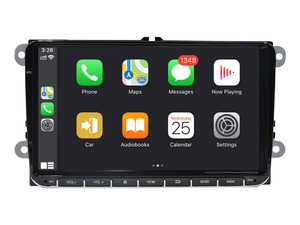 "ES#4033314 - 021488BRP09 -  9"" Android Multimedia System - With CarPlay & Android Auto - Features an 8-core processor running Android 9.0 making it one powerful plug and play radio upgrade! Now features wireless CarPlay and wired Android Auto! - Bremmen Parts - Volkswagen"