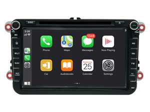 "ES#4039243 - 021488BRP10 -  8"" Android DVD Multimedia System - With CarPlay & Android Auto - Features an 8-core processor running Android 9.0 making it one powerful plug and play radio upgrade! Now features wireless CarPlay and wired Android Auto! - Bremmen Parts - Volkswagen"