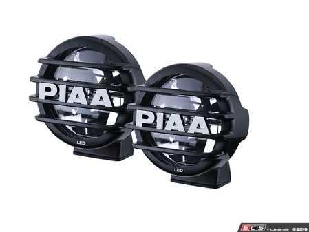 "ES#3477399 - 5572 - LP550 5"" LED Driving Light Kit, SAE Compliant - LED White Driving Beam - PIAA - Audi BMW Volkswagen Mercedes Benz MINI Porsche"