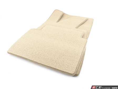 ES#3674966 - T30927004903 - Floor mat set - Beige - Set of 4 floor mats - Lloyd Mats - BMW