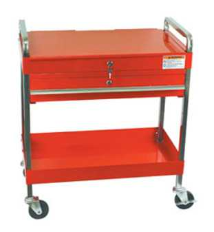 ES#3128021 - 8013A - Service Cart with Locking Top w/ Locking Drawer - Sunex - Audi BMW Volkswagen Mercedes Benz MINI Porsche