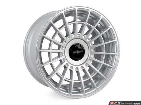 ES#3418919 - R143190007+25 - 19x10 Et25 Rotiform LAS-R - Gloss Silver 72.6CB - Rotiform -