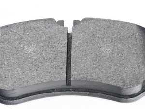 ES#2834470 - HB719B.668 - HPS 5.0 Performance Brake Pads - Next generation high performance street brake pad offering greater stopping power and pedal feel, with very low dust and noise - Hawk - Porsche
