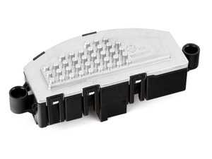 ES#2726434 - 8T0820521E - Blower Motor Resistor - For controlling fan speed - Genuine Volkswagen Audi - Audi