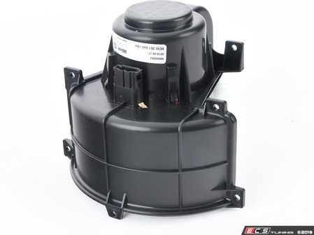 ES#4023702 - 4L1820021B - Blower Motor - Front - Restore heat and defrosting functions. - Behr - Audi