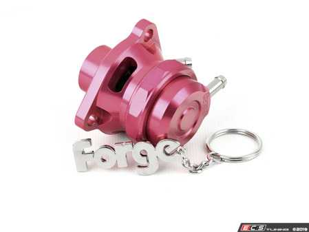 ES#4031287 - FMDVR56A-PNK - Blow Off Valve Kit - *Limited Edition* PINK - Upgrade to Forge on your MINI with this LIMITED EDITION version of Forge's very popular BoV - Forge - MINI