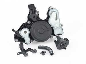"ES#3690693 - 06k103495bmKT - Pressure Control Valve (PCV) Repair Kit - Also called the ""breather valve"" or ""oil separator"". Located on top of the valve cover. - Genuine Volkswagen Audi - Audi Volkswagen"