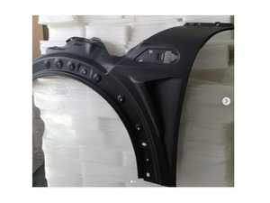 ES#4043089 - LEP-AVENT-G2 - Leap Works Vented A Panels/ Fender Set - Primed LEP-VENT-APANEL-G2 - Molded fender panel with vent scoops - LEAP - MINI
