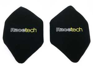 ES#4043041 - RTCUSETKIDNEY-1 - Kidney Cushion - A pair of cushions, one for each kidney as a means of extra support and padding. - Racetech - Audi BMW Volkswagen MINI