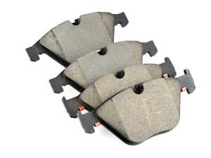 ES#3674670 - 34116794915 - Front Brake Pads set - Quality replacement brake pads from an original equipment supplier - Brembo - BMW