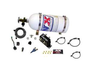 ES#4044081 - NEX20420 - Proton Series Nitrous System - Choose your bottle size to add up to 75hp with this EFI nitrous kit. - Nitrous Express - BMW