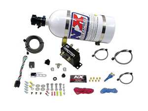 ES#4044087 - NEX20421 - Proton Plus Series Nitrous System - Choose your bottle size to add up to 150hp with this EFI nitrous kit. - Nitrous Express - BMW