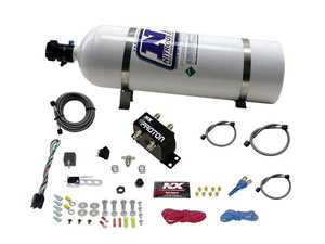 "ES#4044097 - NEX20422 - Proton Fly-By-Wire Nitrous System - Choose your bottle size to add up to 150hp. This system includes a TPS Autolearn wide open throttle module for use with all electronic fuel injected vehicles, including those with ""fly by wire"" electronic driven throttle bodies. - Nitrous Express - BMW"