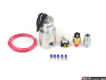 ES#4043110 - 24-273X - Canton EPC Pro Electric Valve Kit For Accusump - 35-40psi - Provides the convenience of an electric valve for remote mounted units and the rapid refill rate of a manual valve as required in racing. - Accusump - Audi BMW Volkswagen MINI