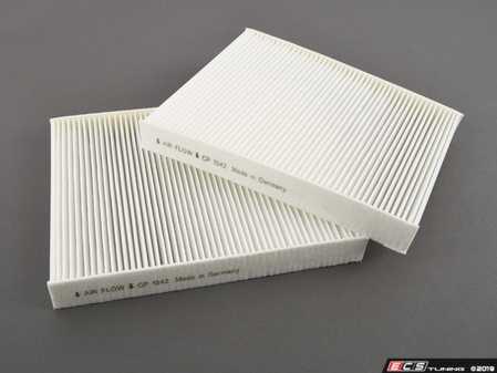 ES#3071916 - 64119272641 - Cabin Air Filter Set - Paper - Corteco - BMW