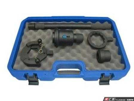 ES#4044159 - B335040KIT -  Rear Diff Seal Tool Kit - Used to remove and install the REAR FINAL DRIVE Input Shaft Oil Seal on BMW - Baum Tools - BMW