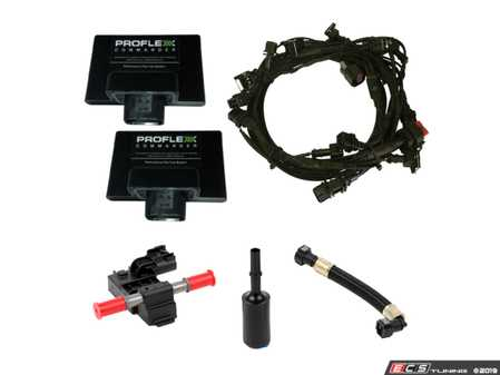 ES#4044199 - PFC-E60M5K - ProFlex Commander Adaptive E85 Flex Fuel System - The ProFlex Commander adaptive flex fuel system allows you to start making more power and running cooler with E85. -  Advanced Fuel Dynamics - BMW