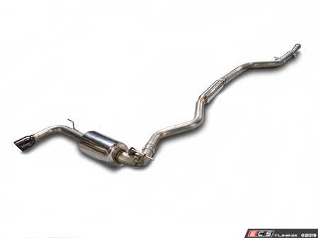 ES#4044200 - F30-320-EXH-GROU - AWE Touring Edition Catback Exhaust - F30 320i - This exhaust is perfect for those who want a more aggressive response when getting on the throttle, but don't want to wake up the neighbors. - AWE - BMW
