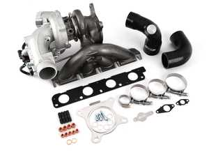 ES#4005863 - CTS-TR-1050 - CTS K04 Turbocharger - Transverse - CTS-spec K04 CHRA with billet compressor wheel and heavy-duty thrust bearings. - CTS - Audi Volkswagen