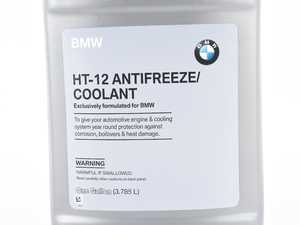 ES#4040386 - 83192468442 - BMW Coolant / Antifreeze - 1 Gallon - 100% strength - dilute to a 50:50 ratio with distilled water - Genuine BMW - BMW
