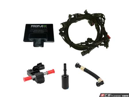 ES#4044428 - PFC-E90328-K - ProFlex Commander Adaptive E85 Flex Fuel System - The ProFlex Commander adaptive flex fuel system allows you to start making more power and running cooler with E85. -  Advanced Fuel Dynamics - BMW