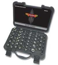 ES#2950744 - VIMMMS64 - Mechanics Master Hex and Torx Set - VIM Tools - Audi BMW Volkswagen Mercedes Benz MINI Porsche