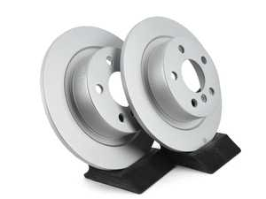 """ES#3524907 - 34216799367KT - Rear Brake Rotors - Pair 11.02"""" (280x10) - High performance rotors for stopping your BMW/MINI. - Genuine BMW - BMW MINI"""