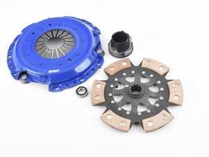 ES#3090989 - SB113 - Spec Stage 3 Clutch - 313ft/lb capacity, six puck sprung hub with an aggressive yet streetable engagement. - Spec Clutches - BMW
