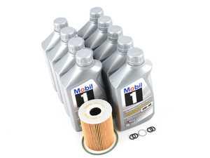 ES#2575706 - 94810722200KT3 - Oil Service Kit - Everything you will need to complete an oil change - Genuine Porsche - Porsche