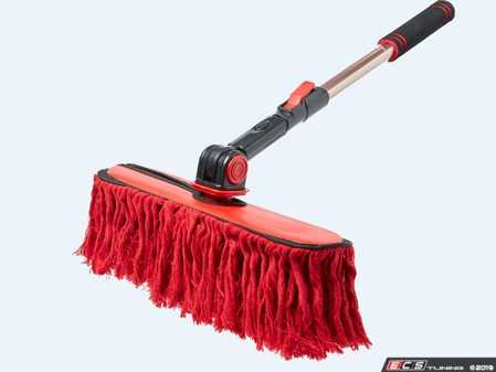"""ES#4044977 - 96629 - California Car Duster - Triple Threat Extension Duster - It extends. It swivels. It pivots. Extension pole stores are 26"""" and opens to 42"""" - California Duster - Audi BMW Volkswagen Mercedes Benz MINI Porsche"""
