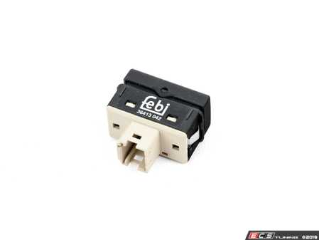 ES#2871878 - 61311387388 - Power Window Switch - Priced Each - Replace your faulty window switch within the switch unit - Febi - BMW