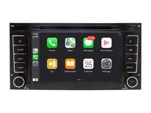 """ES#4045188 - 021488BRP12 - 7"""" Android DVD Multimedia System - With CarPlay & Android Auto - Features an 8-core processor running Android 9.0 making it one powerful plug and play radio upgrade! Now features wireless CarPlay and wired Android Auto! - Bremmen Parts - Volkswagen"""