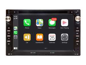 """ES#4045187 - 021488BRP11 - 7"""" Android DVD Multimedia System - With CarPlay & Android Auto - Features an 8-core processor running Android 9.0 making it one powerful plug and play radio upgrade! Now features wireless CarPlay and wired Android Auto! - Bremmen Parts - Volkswagen"""