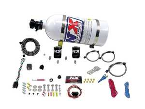 ES#4045207 - NEX20919 - Nitrous Express Universal Fly By Wire Single Nozzle System - This system includes jetting for 35, 50, 75, 100 and 150HP. - Nitrous Express - BMW
