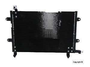 ES#252422 - 1HM820413B - MK3 A/C Condenser - Fix your leaking A/C system today and keep your car cool. - Modine - Volkswagen