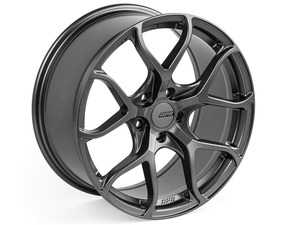 "ES#4045238 - whl00019KT - 18"" A01 Flow Formed Wheels - Set Of Four - 18""x9"", ET40, 5x112, 19.8lbs - Gunmetal Finish - APR - Audi Volkswagen MINI"