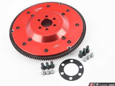 ES#2826540 - 10105080K - 240mm aluminum lightweight flywheel - 9 lb. aluminum flywheel - Autotech - Volkswagen