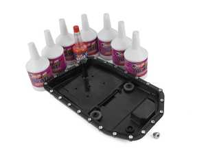 ES#2523893 - 24117571217 - Automatic Transmission Service Kit - Level 2 - Includes all the necessary components for a complete transmission service with Redline D6 fluid - Assembled By ECS - BMW