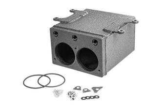 ES#2794322 - IEFUU6A - Dual Fuel Pump Billet Surge Tank Kit - For corrosive fuels. Pump sold separately - Integrated Engineering - Audi Volkswagen