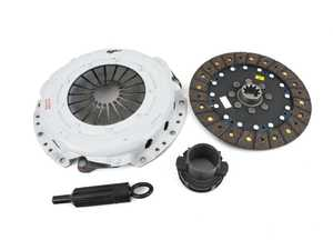 ES#3622022 - 03028-HD0F-R - FX250 Stage 2 Clutch Kit - More holding power with a ridged organic/fiber tough disc, ridged disc version - Clutch Masters - BMW