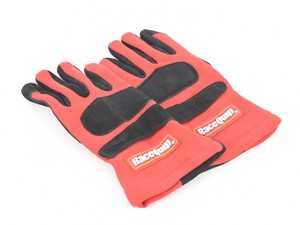ES#3505457 - 355013 - Race-Quip 355 Racing Gloves; SFI-5 Certified; Color: Red; Size: Medium - Racequip -